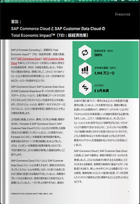 The Total Economic Impact™ of SAP